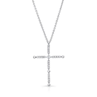 Uneek Diamond Pendant, in 14K White Gold - LVNWC831W