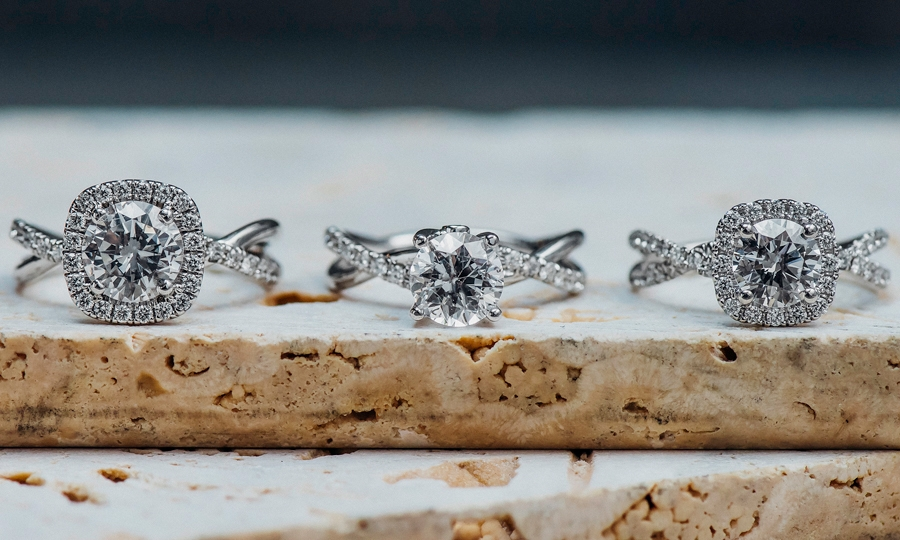The Infinity Collection - A New Bridal and Engagement Ring Collection